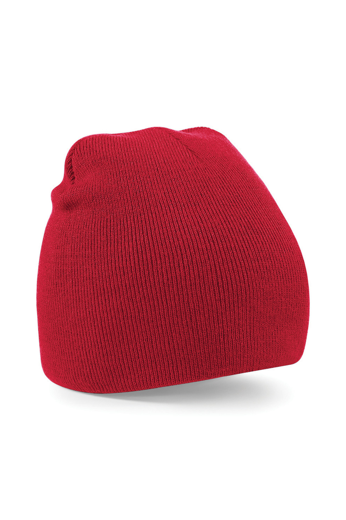 Beanie Pipo Classic Red