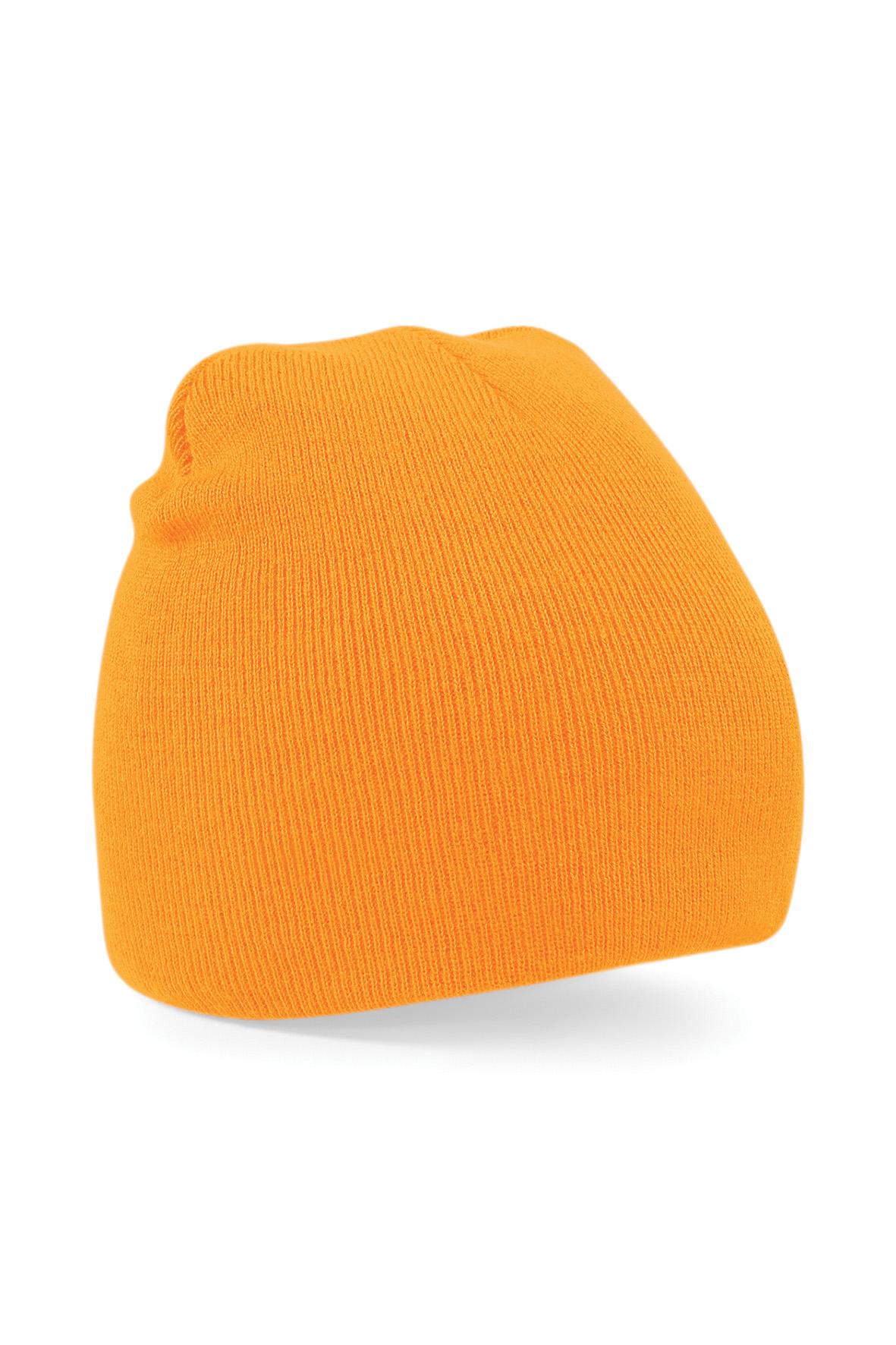 Beanie Pipo Huomio-oranssi