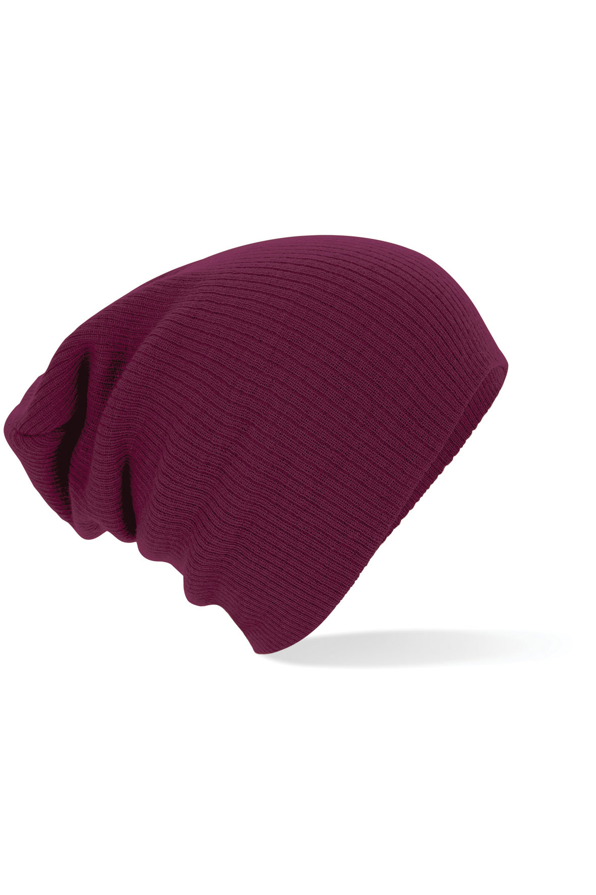 Slouch Pipo Burgundy