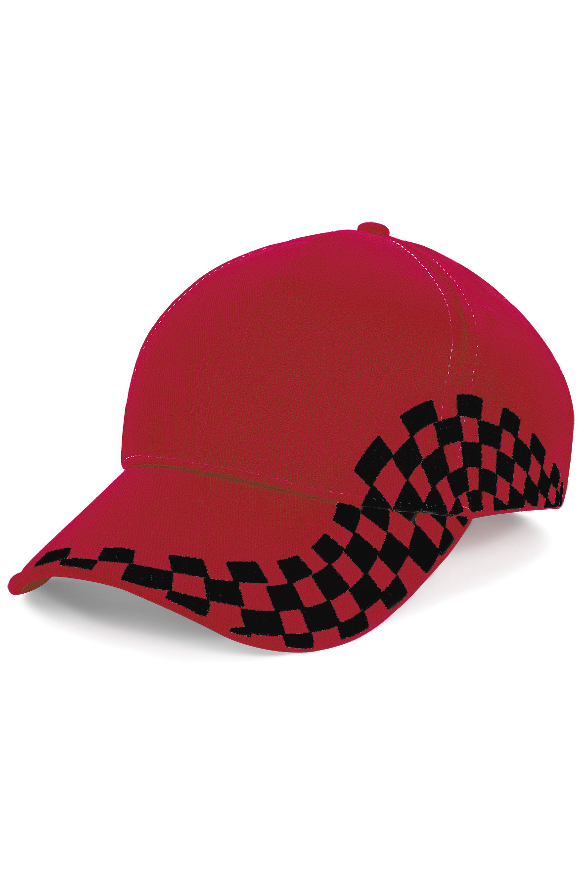 Grand Prix Puuvillalippis Classic Red
