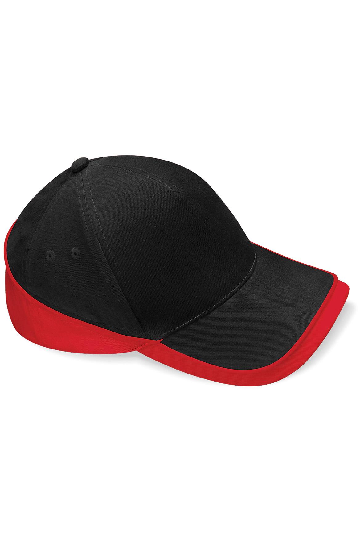 Teamwear Lippis Musta - Classic Red