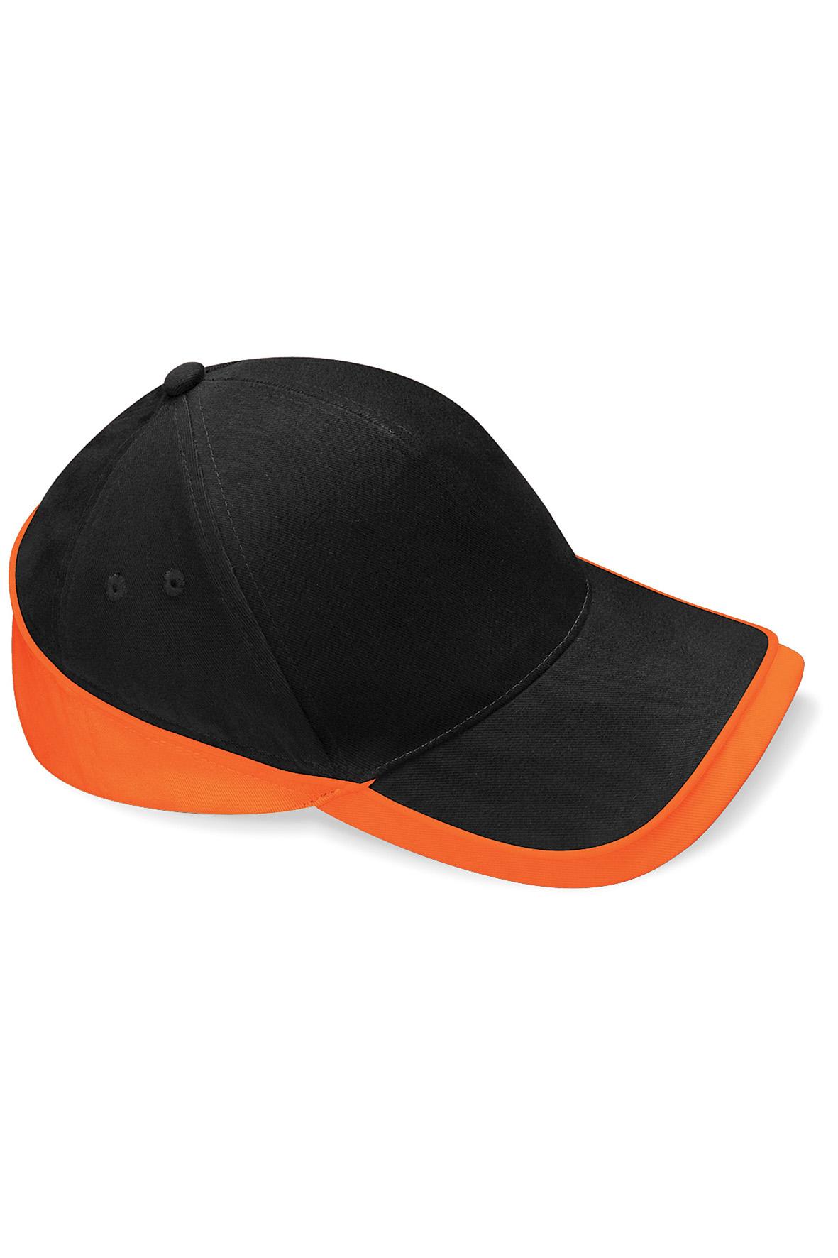 Teamwear Lippis Musta-oranssi