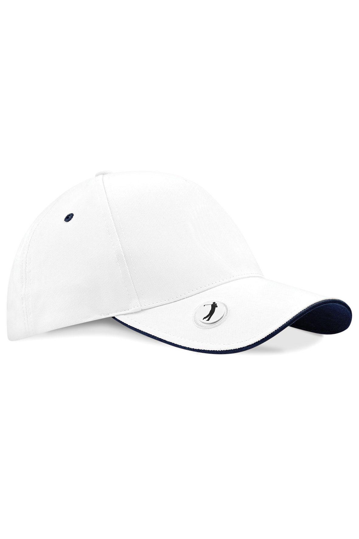 Golflippis Valkoinen-French Navy