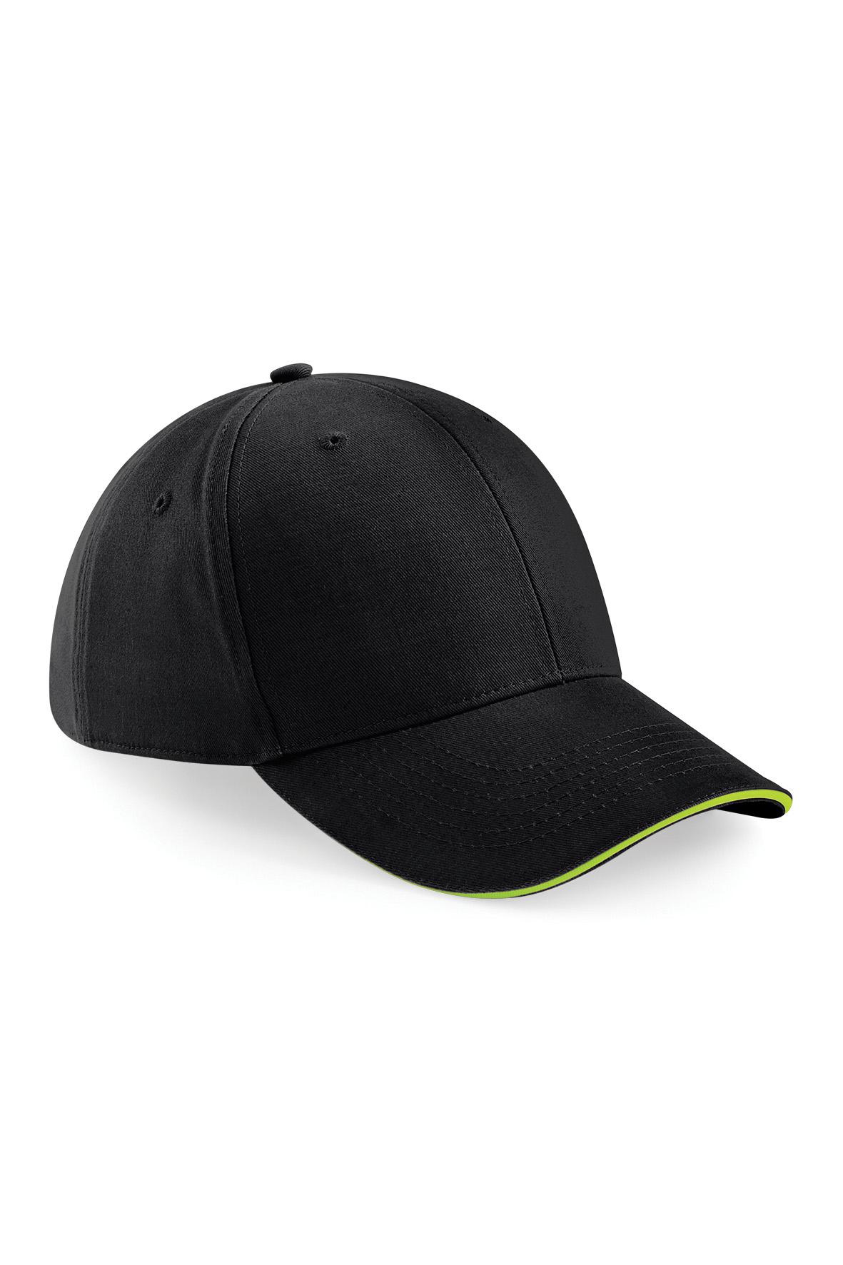 Athleisure Lippis Musta - Lime