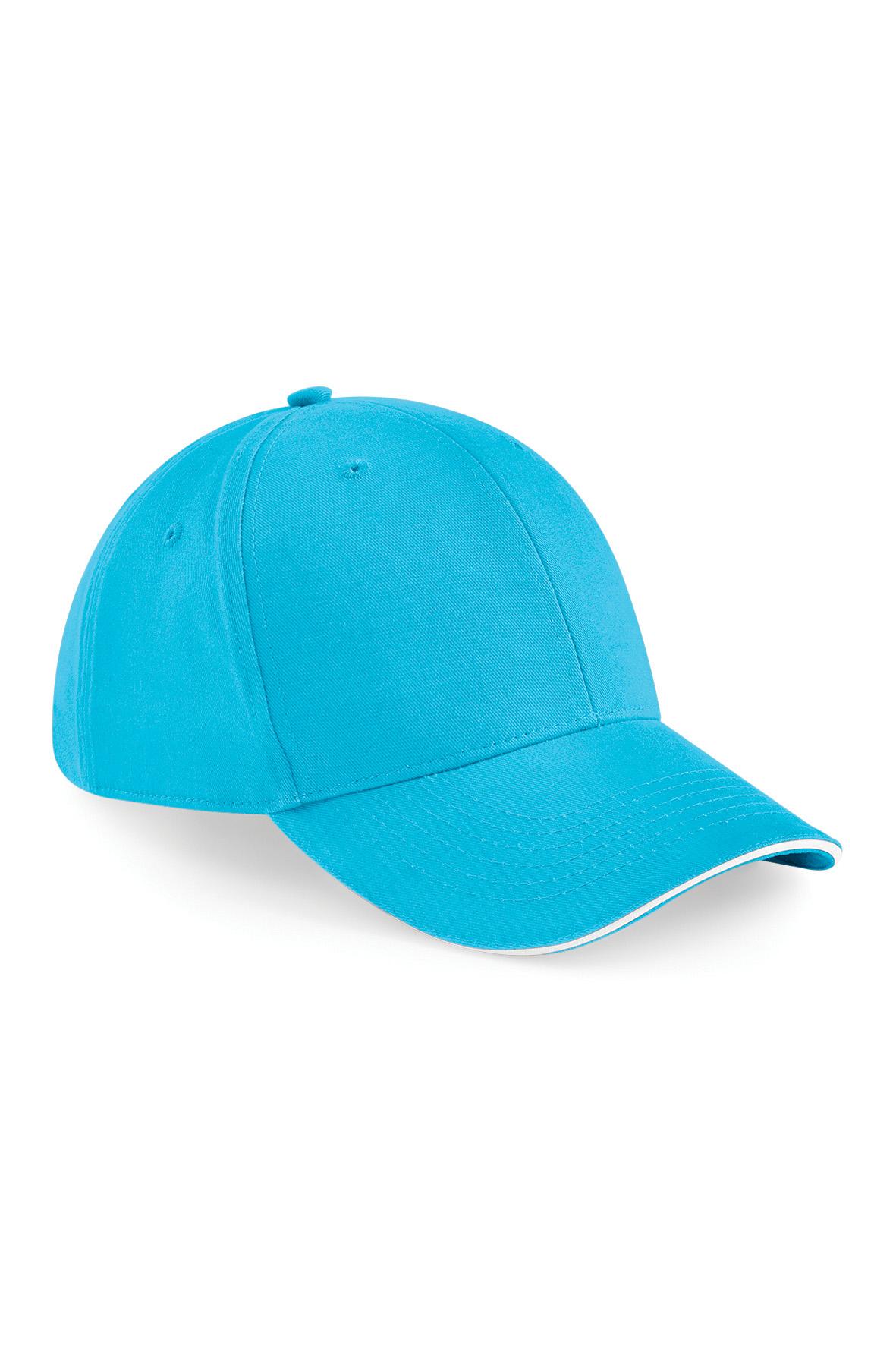 Athleisure Lippis Surf Blue - Valkoinen