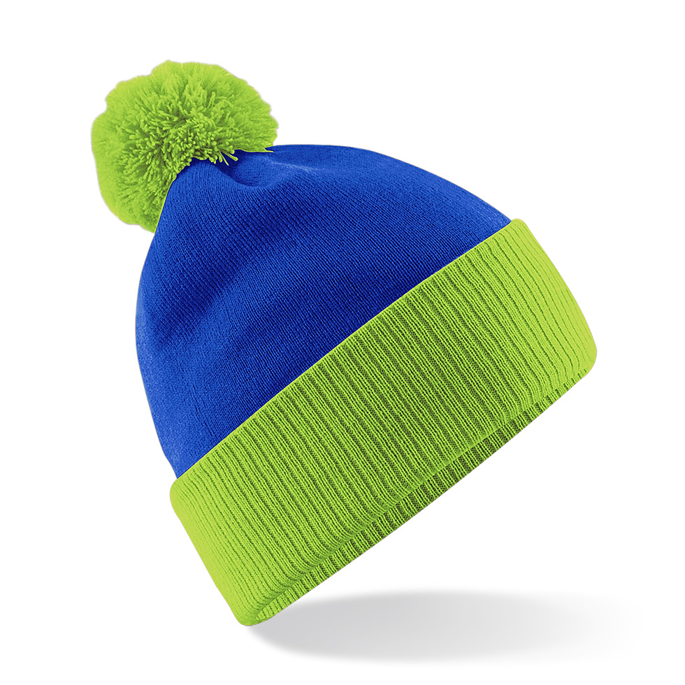 Snowstar Contrast Pipo Bright Royal/Lime