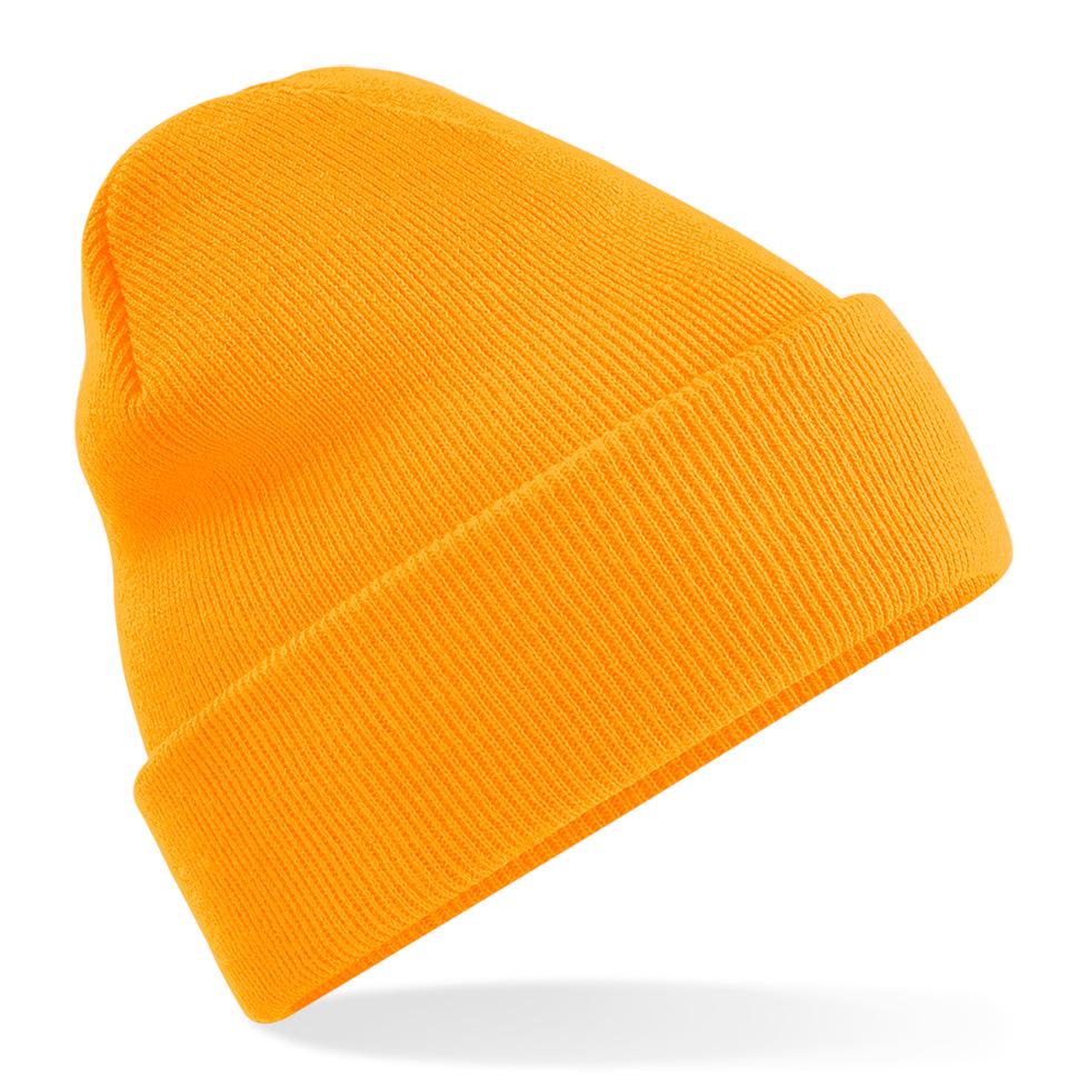 Pipo Taitteella Huomio-oranssi
