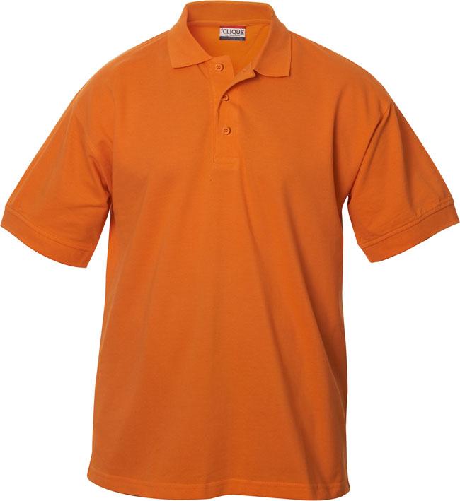Lincoln Pikeepaita oranssi