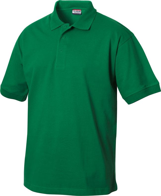 Lincoln Pikeepaita flag-green
