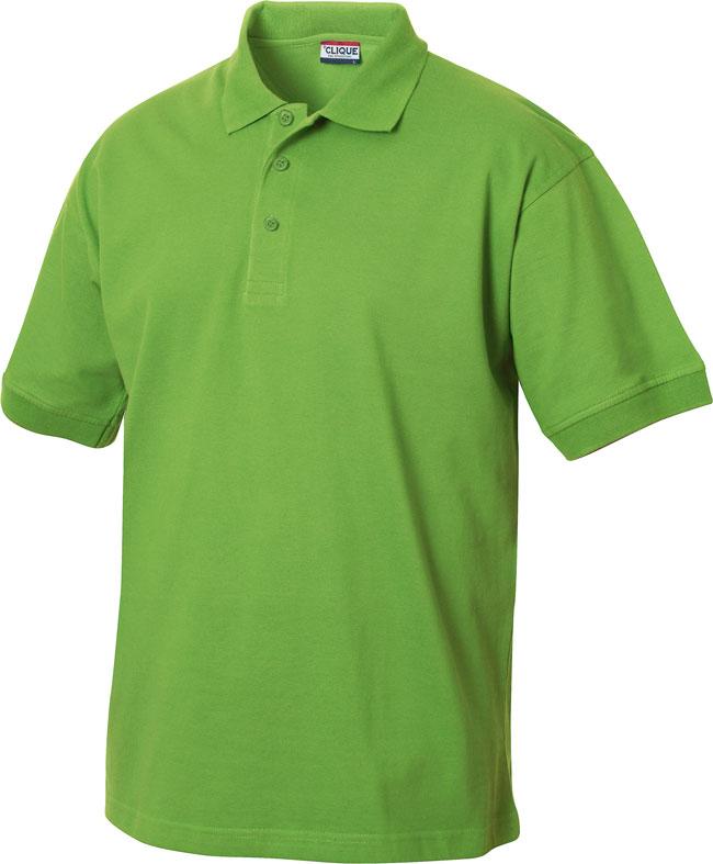 Lincoln Pikeepaita light-green