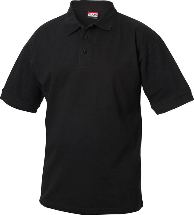 Lincoln Pikeepaita musta