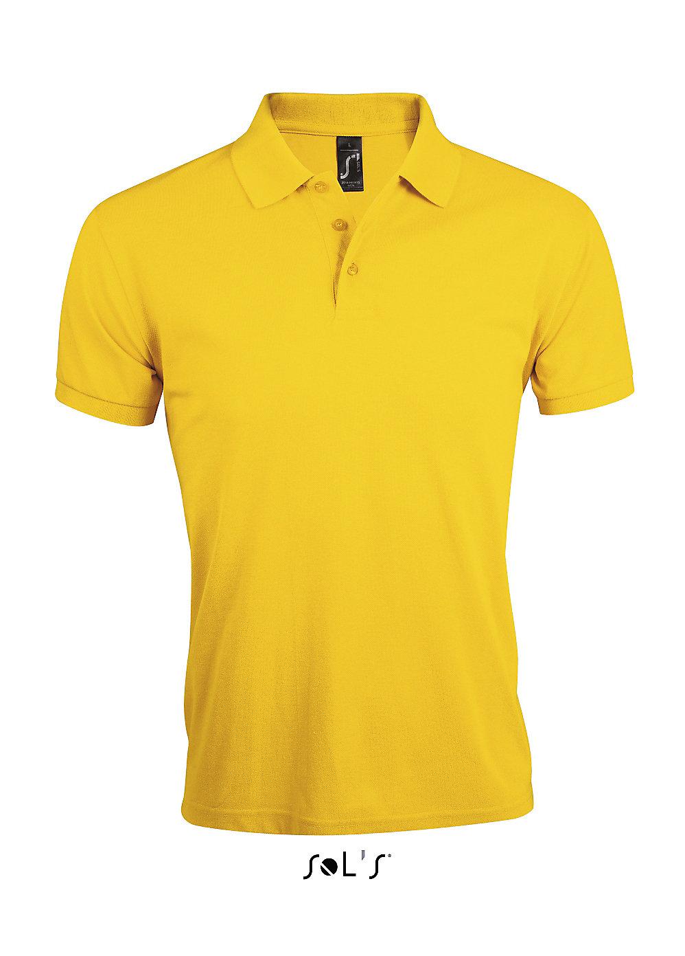 pikeepaita Prime yellow