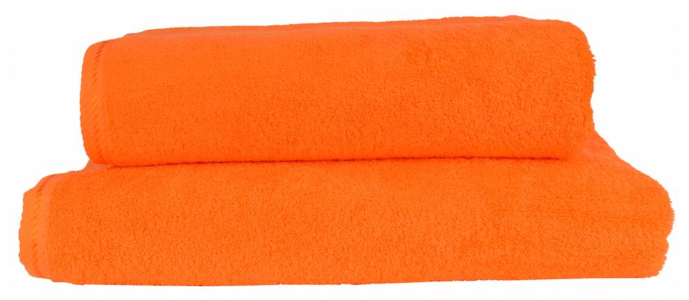 Kylpypyyhe Oranssi