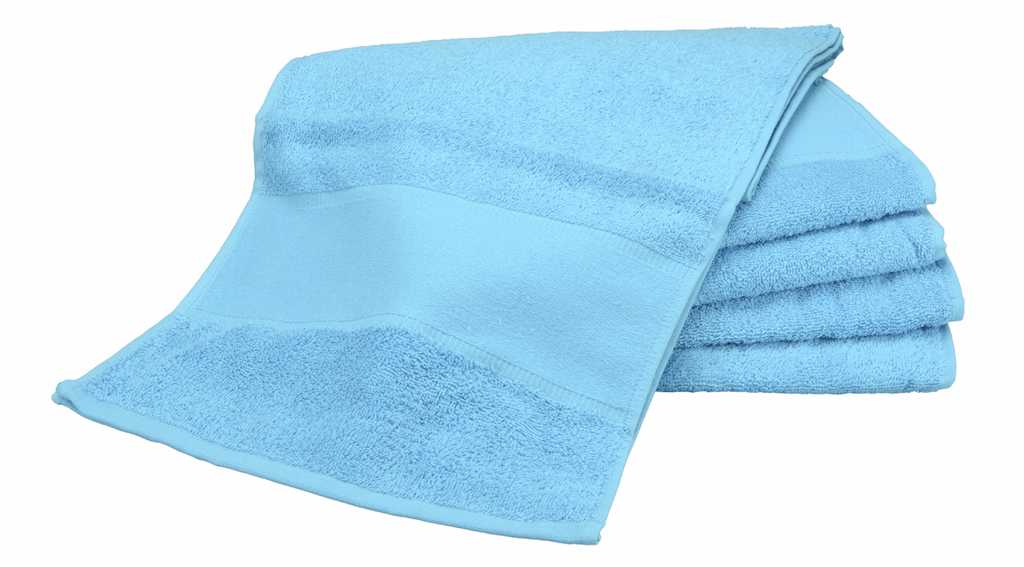 Painettava Sport-pyyhe Aqua