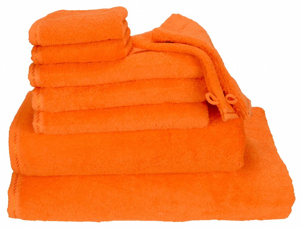 Jättipyyhe Oranssi
