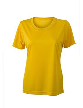 Active T-paidat Keltainen