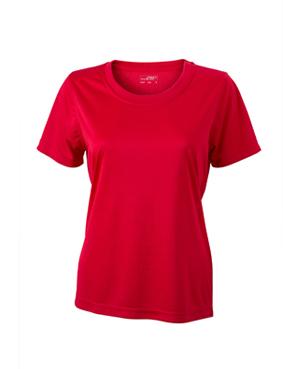 Active T-paidat Punainen