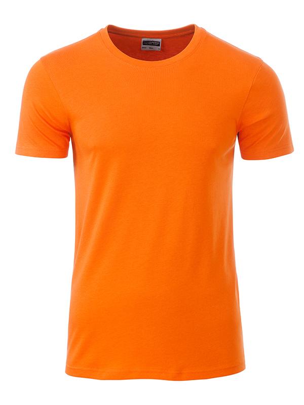 Orgaaninen Basic-T Oranssi