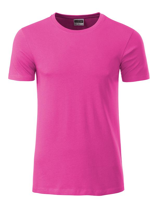 Orgaaninen Basic-T Pink