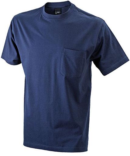 Taskullinen T-paita JN920, Navy
