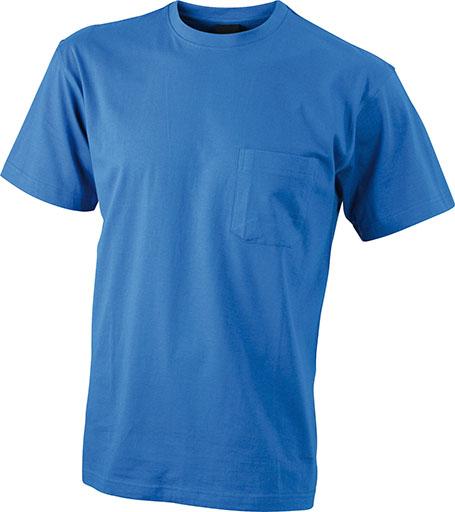 Taskullinen T-paita JN920, Royal