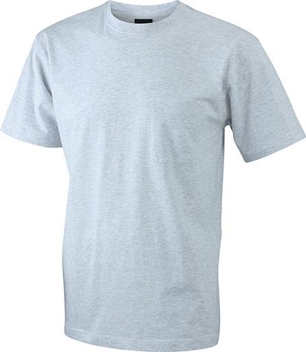 Taskullinen T-paita JN920, Tuhkanharmaa