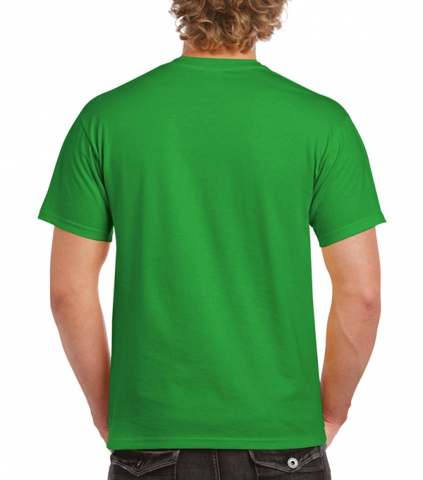 Gildan Heavy T-paita takaa