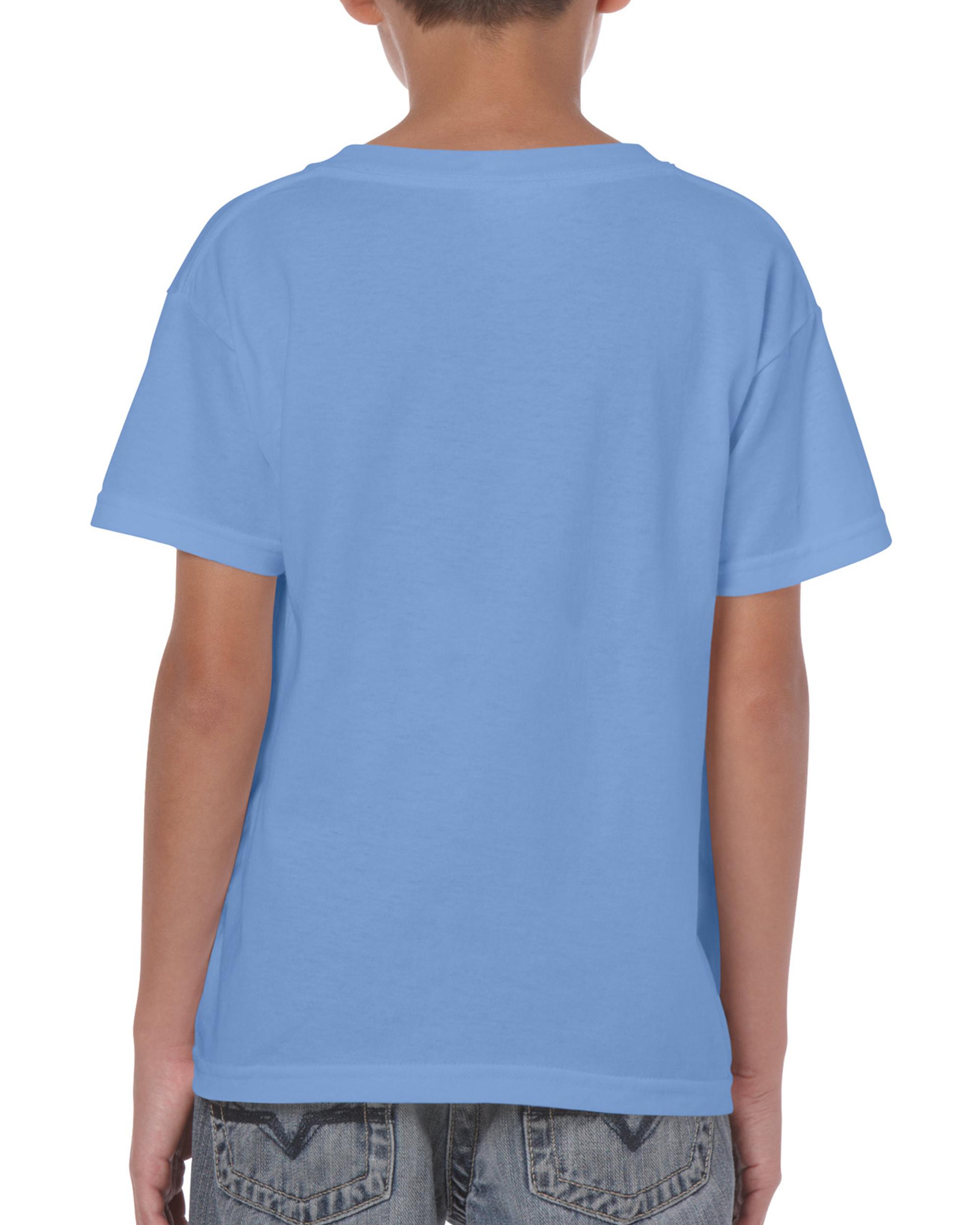 Nuorten Heavy Cotton T-paita 5000b takaa