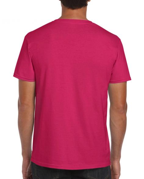 Softstyle T-paita takaa