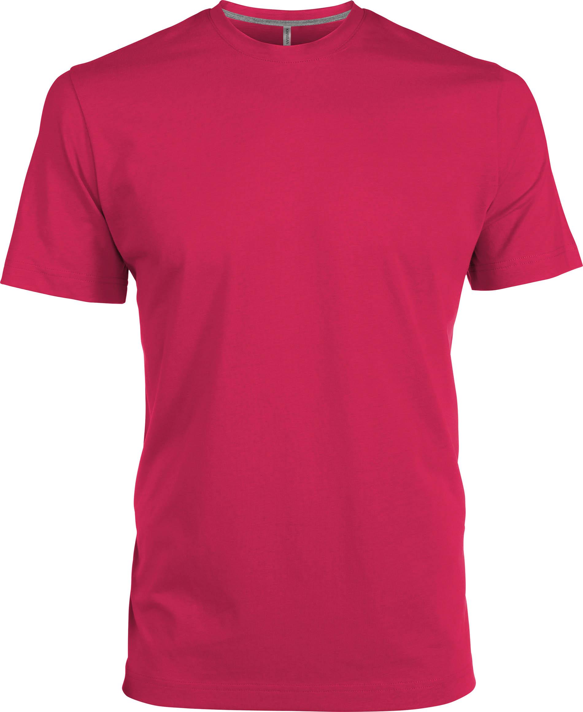 T-paita K356 Fuksia