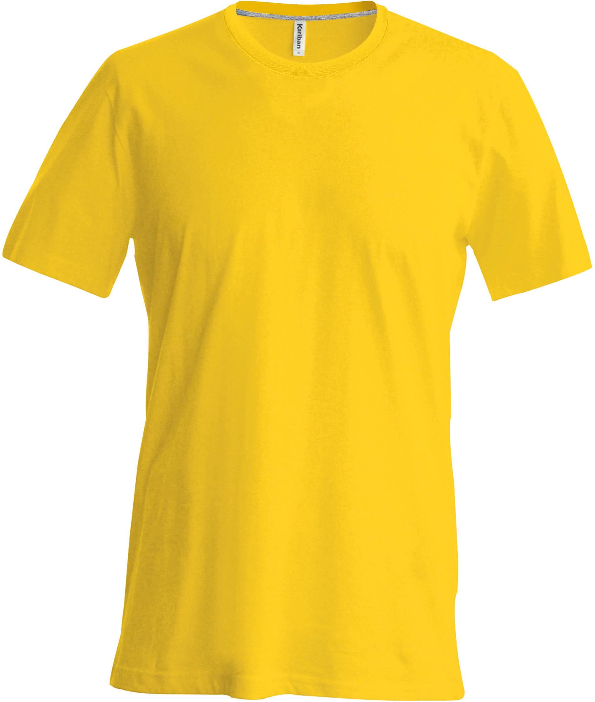 T-paita K356 Keltainen
