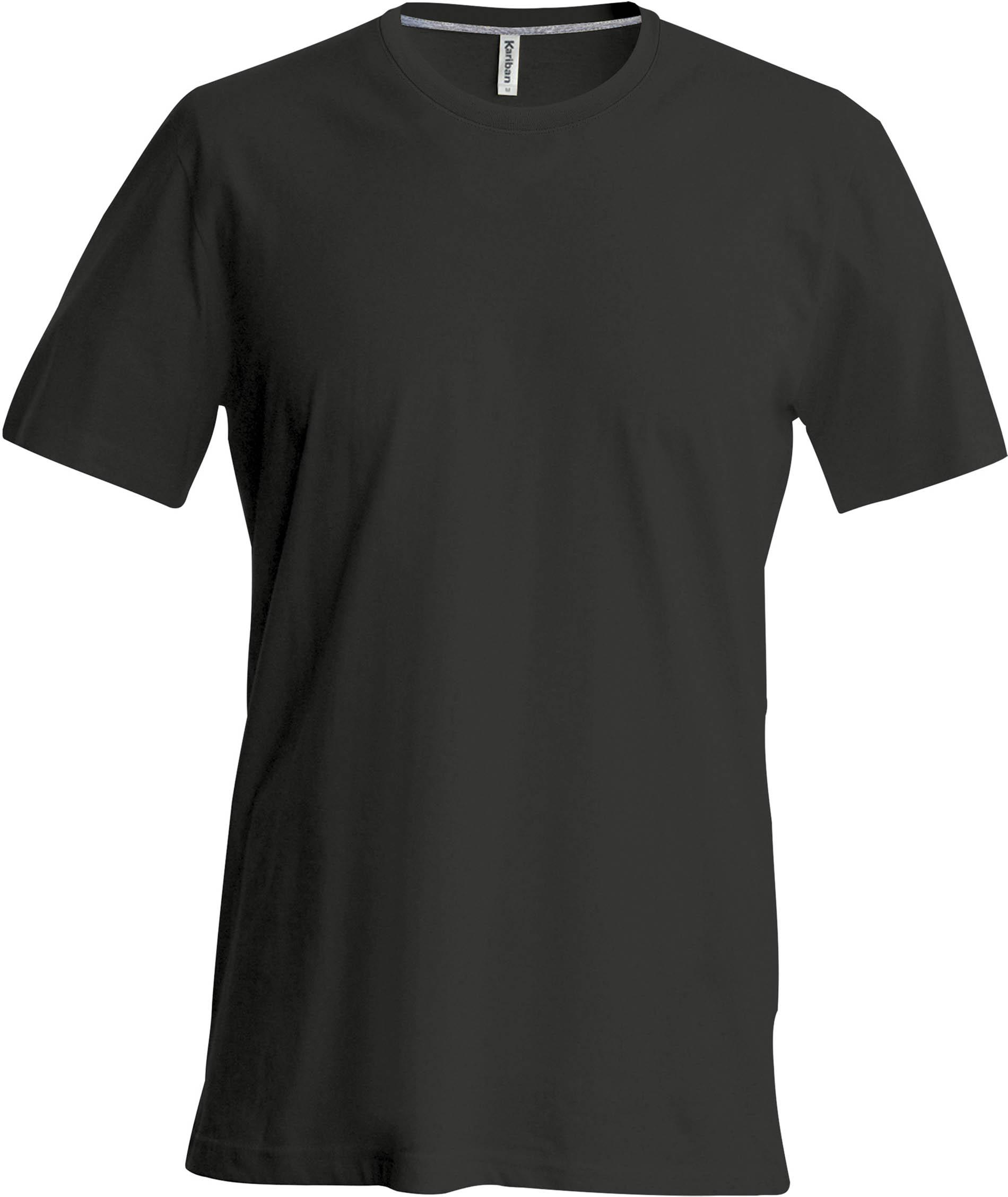 T-paita K356 Musta
