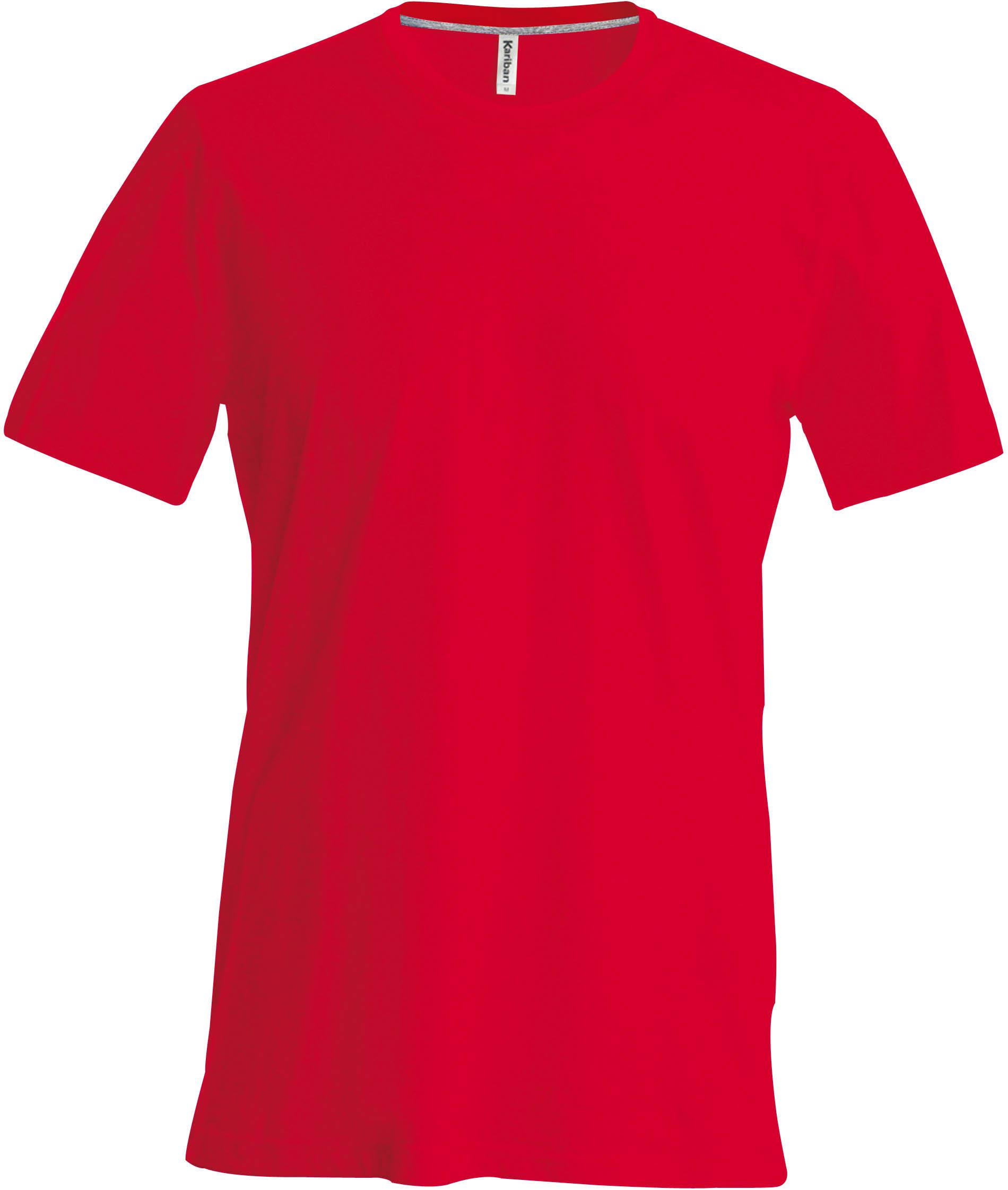 T-paita K356 Punainen