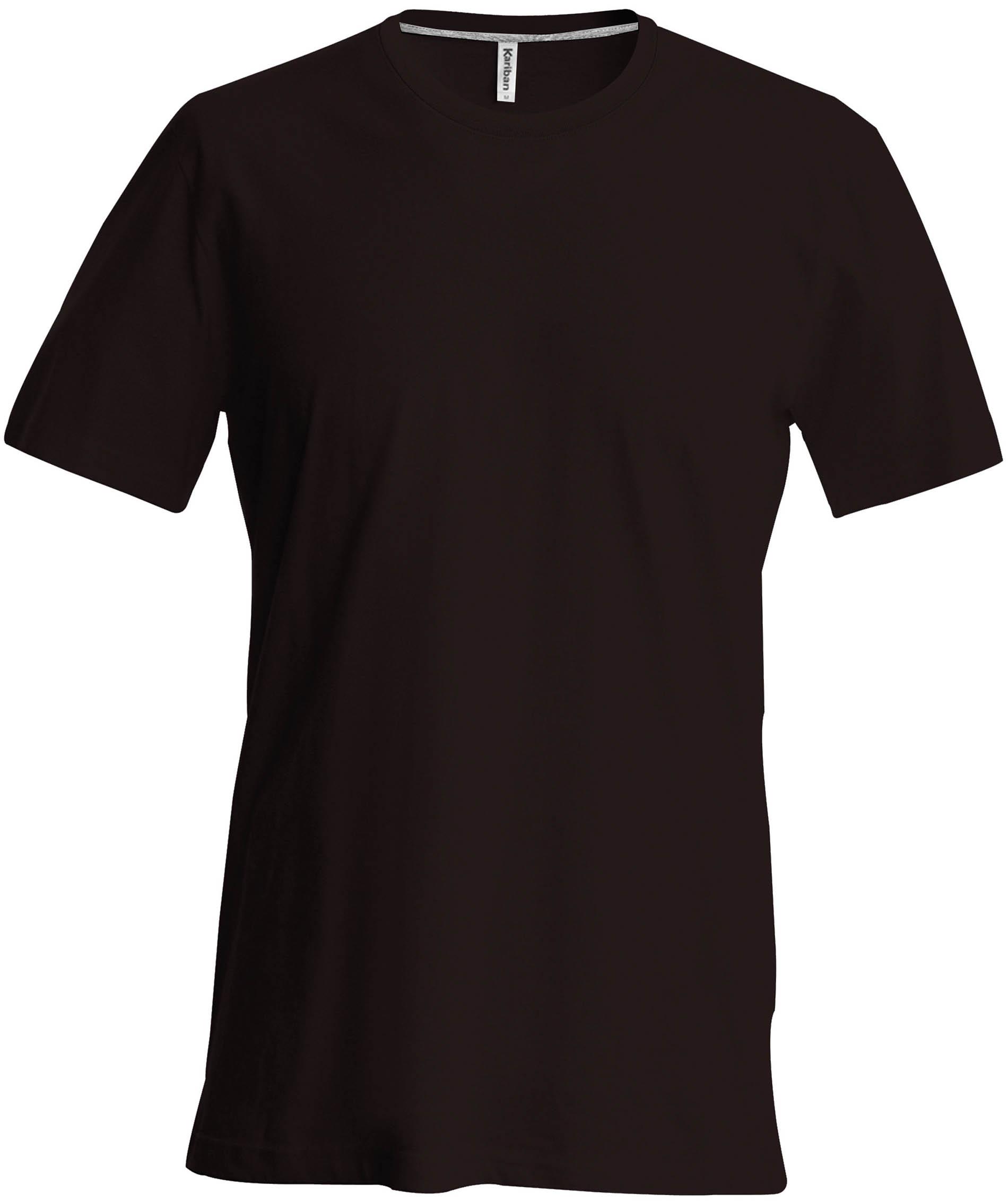 T-paita K356 Suklaa