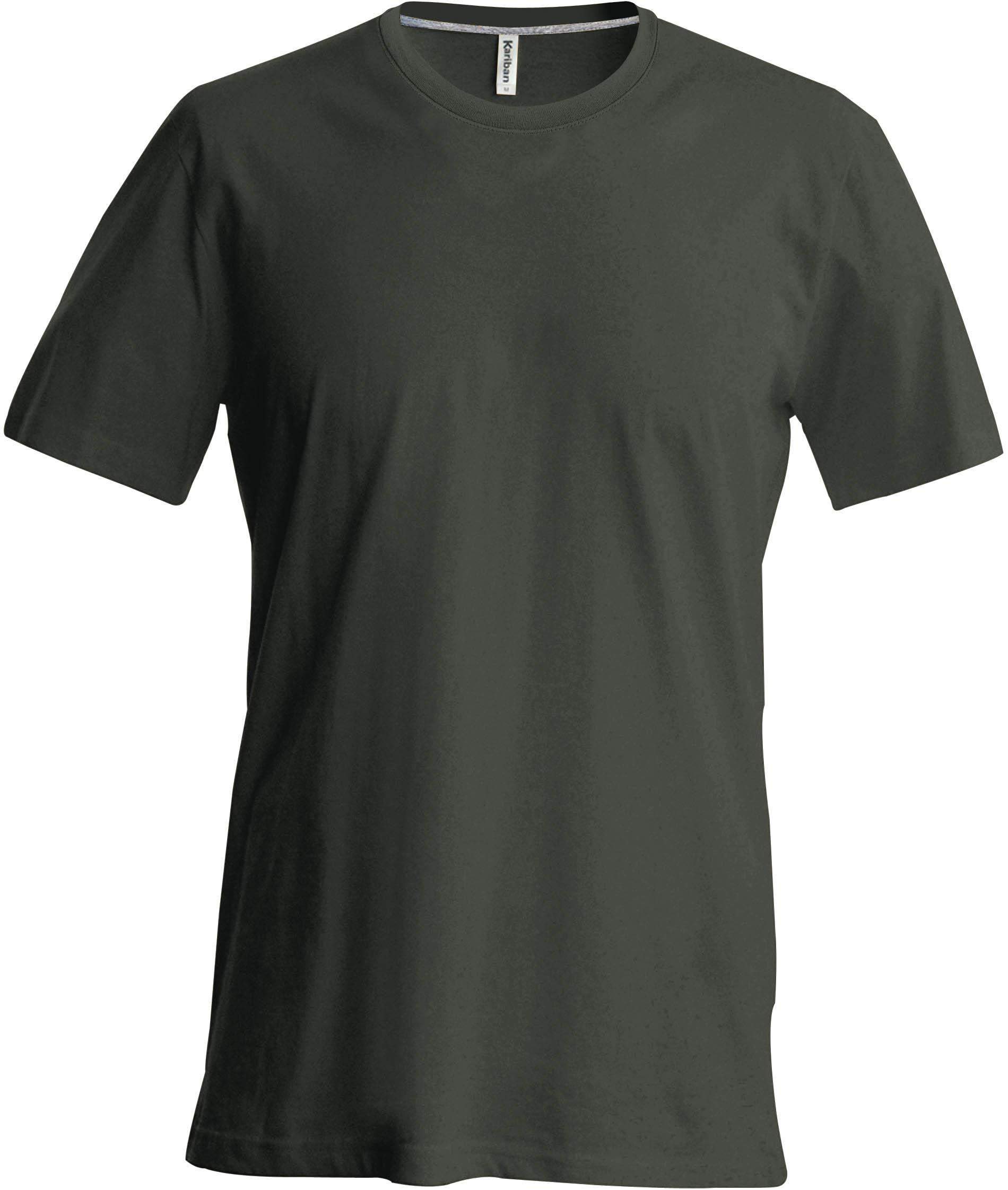 T-paita K356 Tumma Khaki