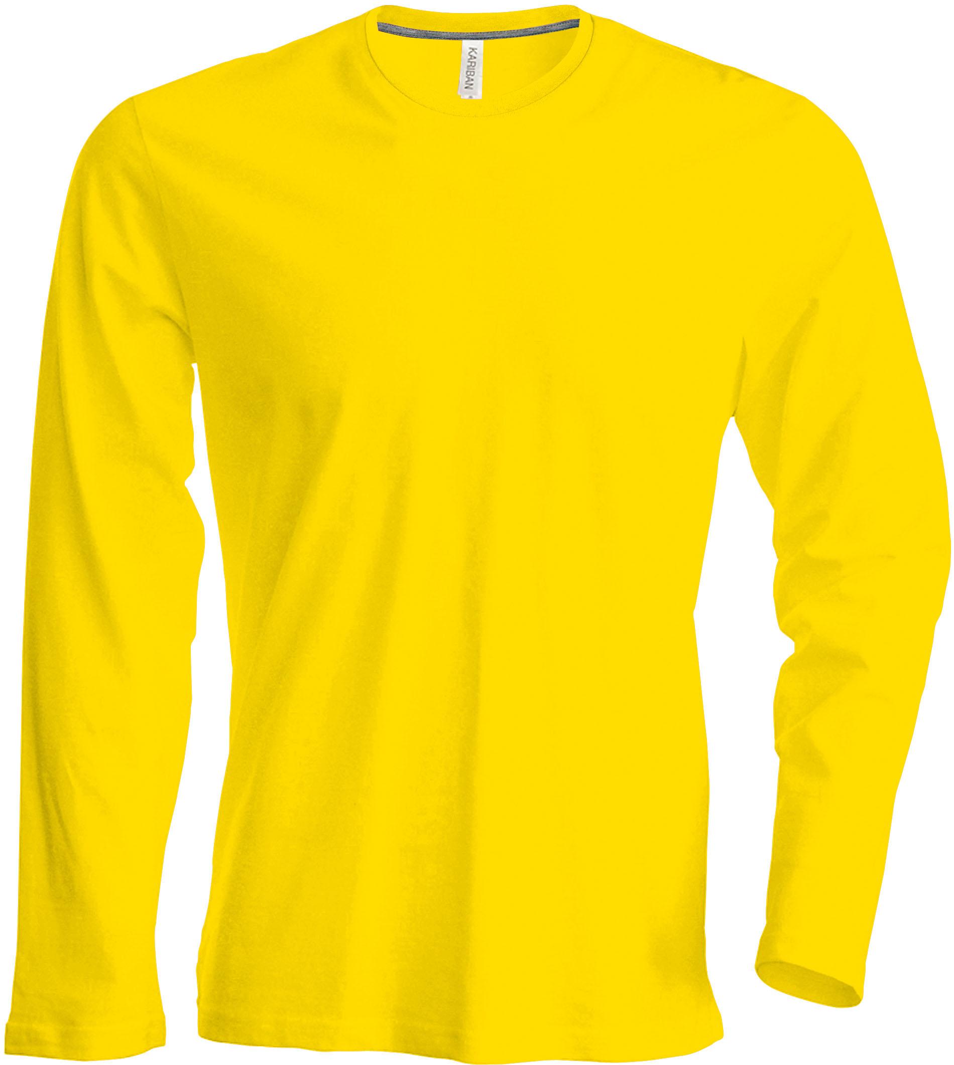 T-paita K359 O-aukko PH Keltainen