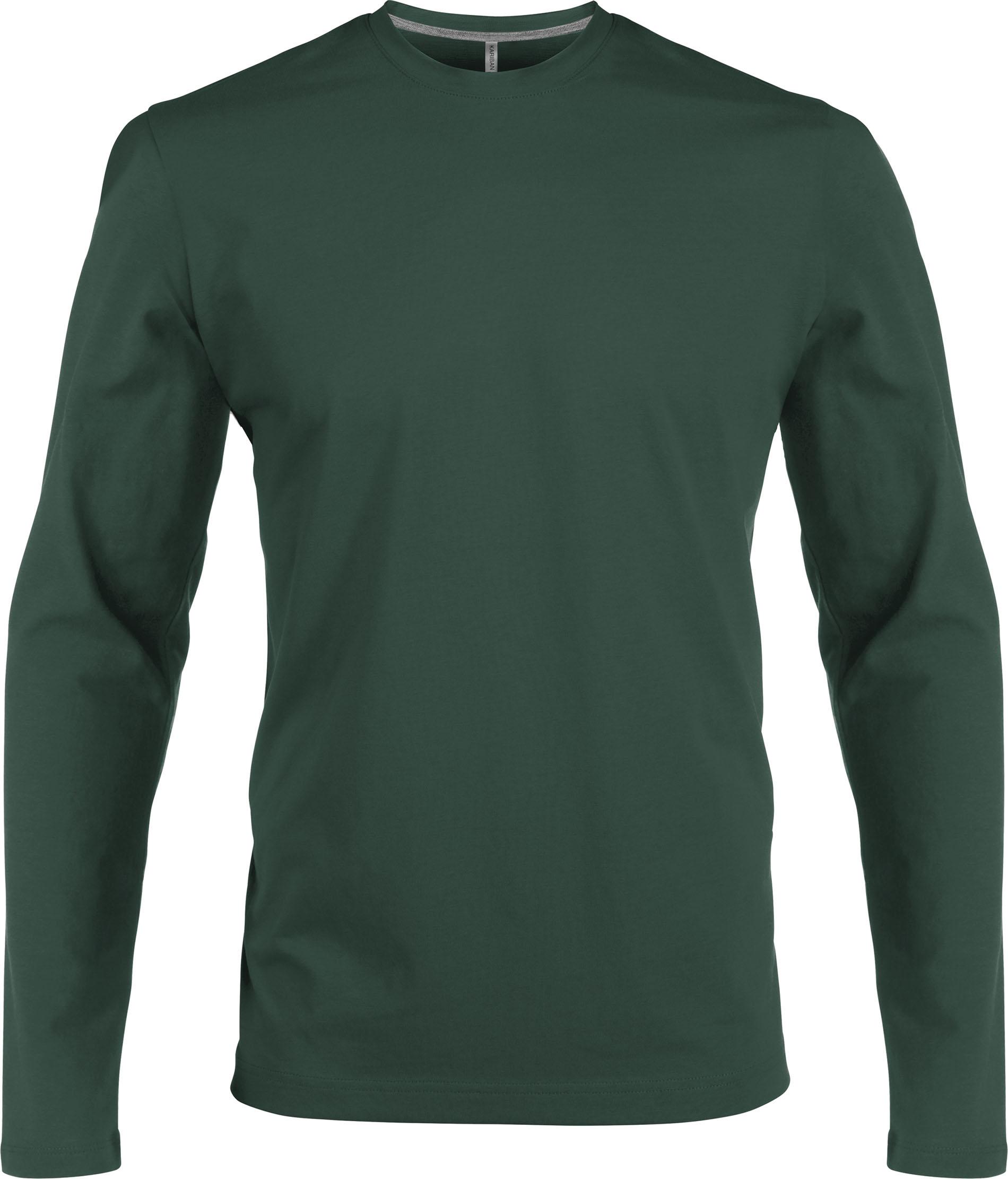 T-paita K359 O-aukko PH Metsänvihreä