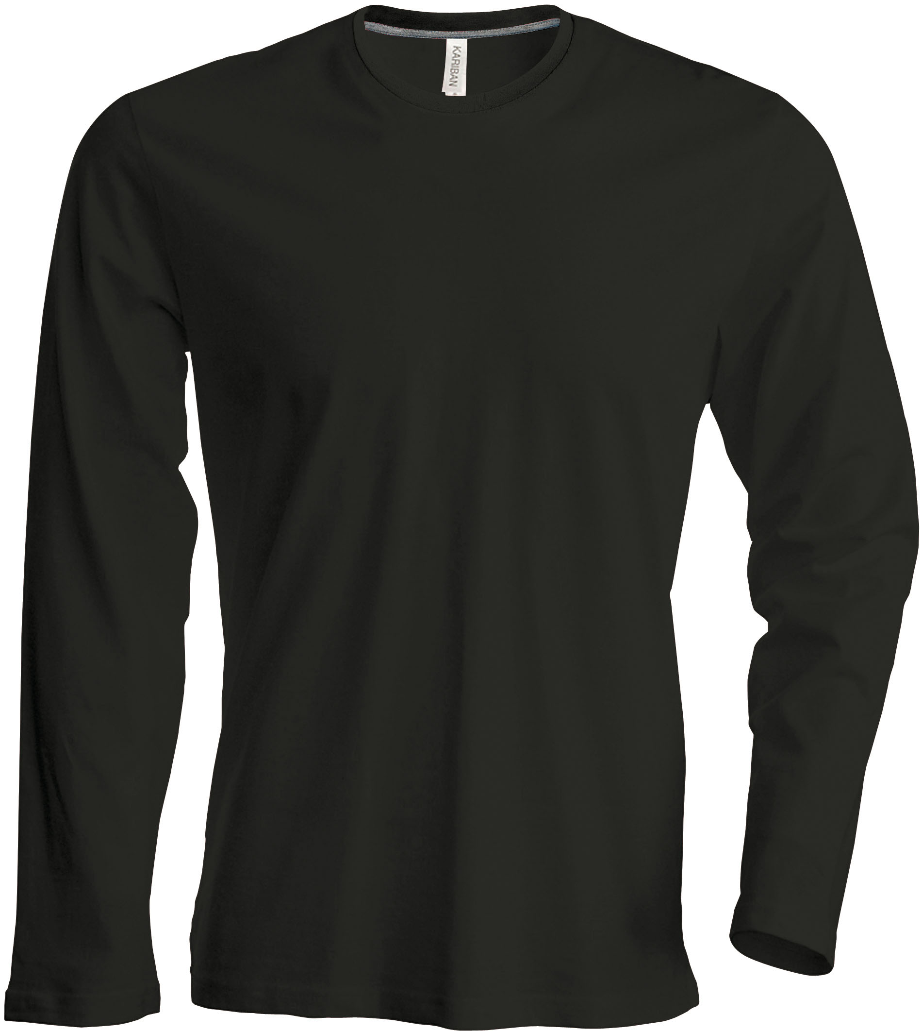 T-paita K359 O-aukko PH Musta