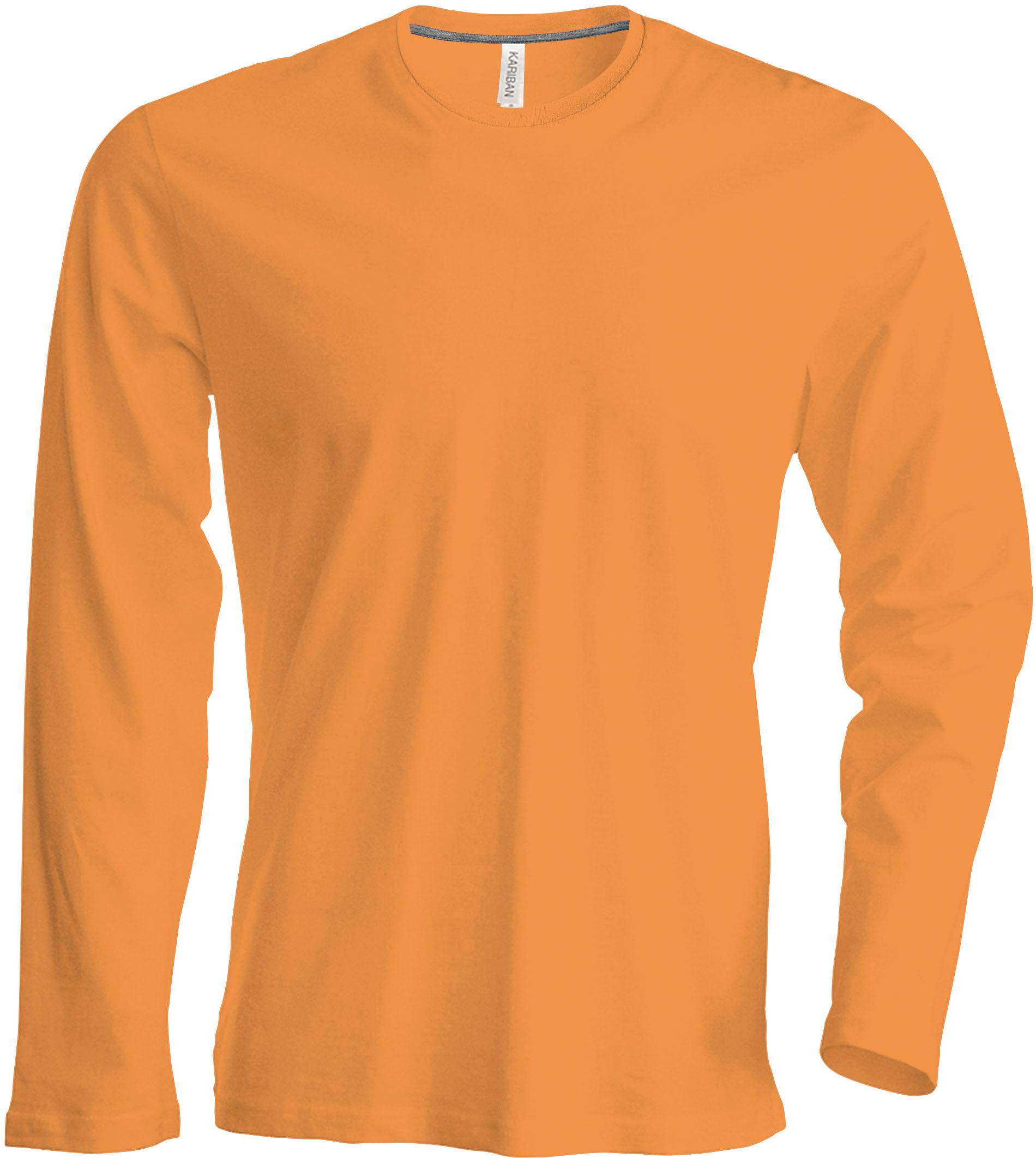 T-paita K359 O-aukko PH Oranssi
