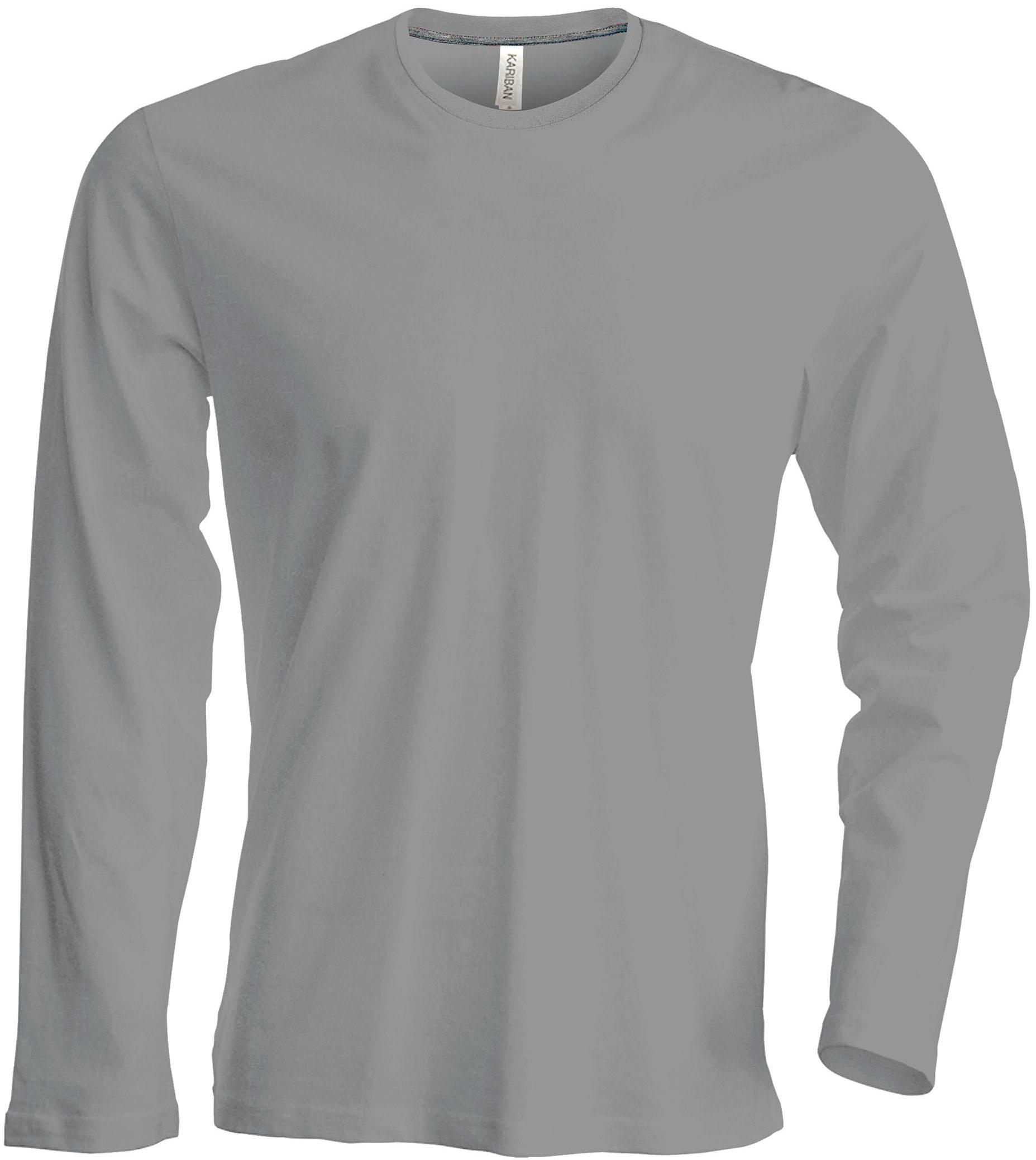 T-paita K359 O-aukko PH Oxford Grey