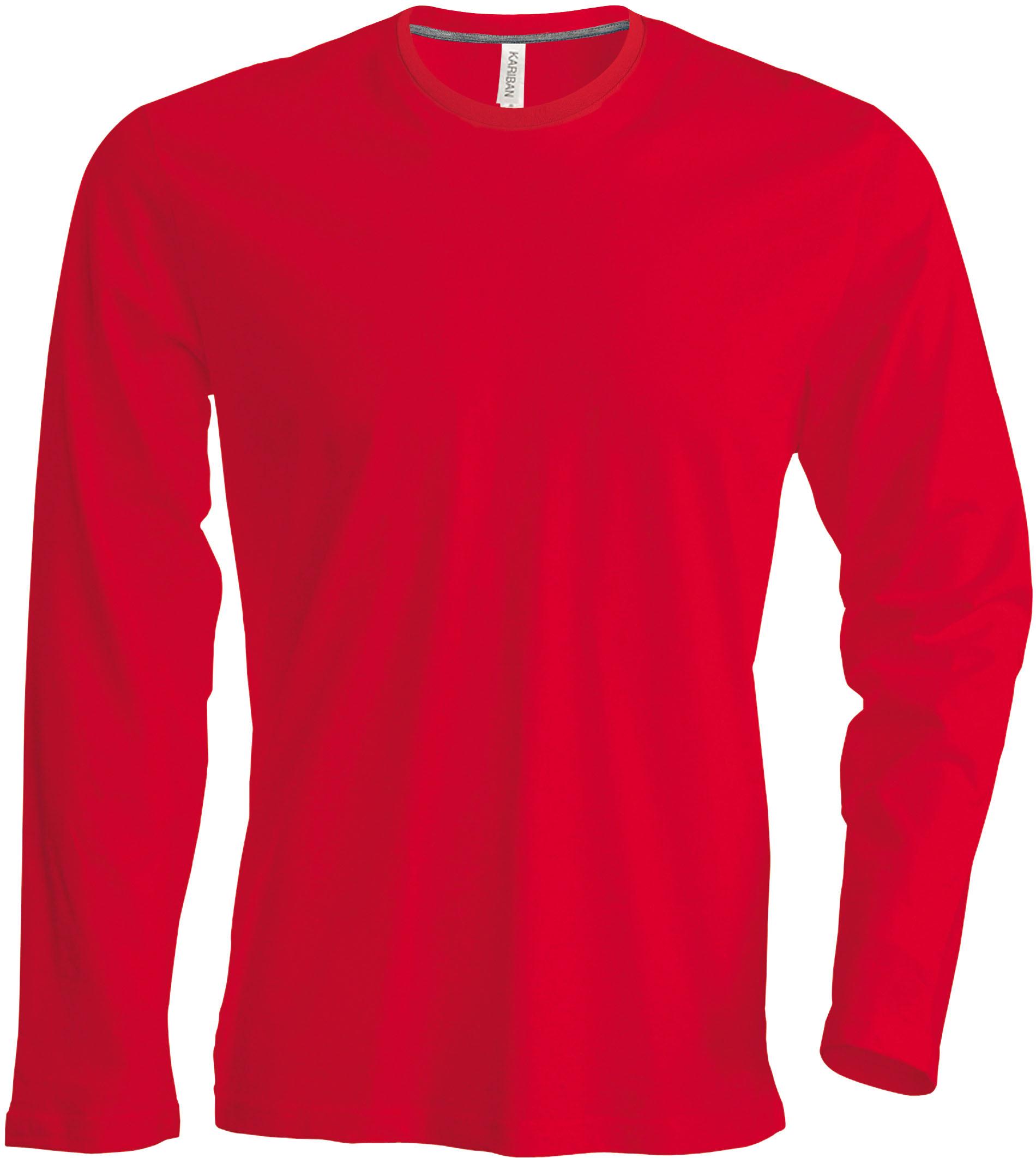 T-paita K359 O-aukko PH Punainen