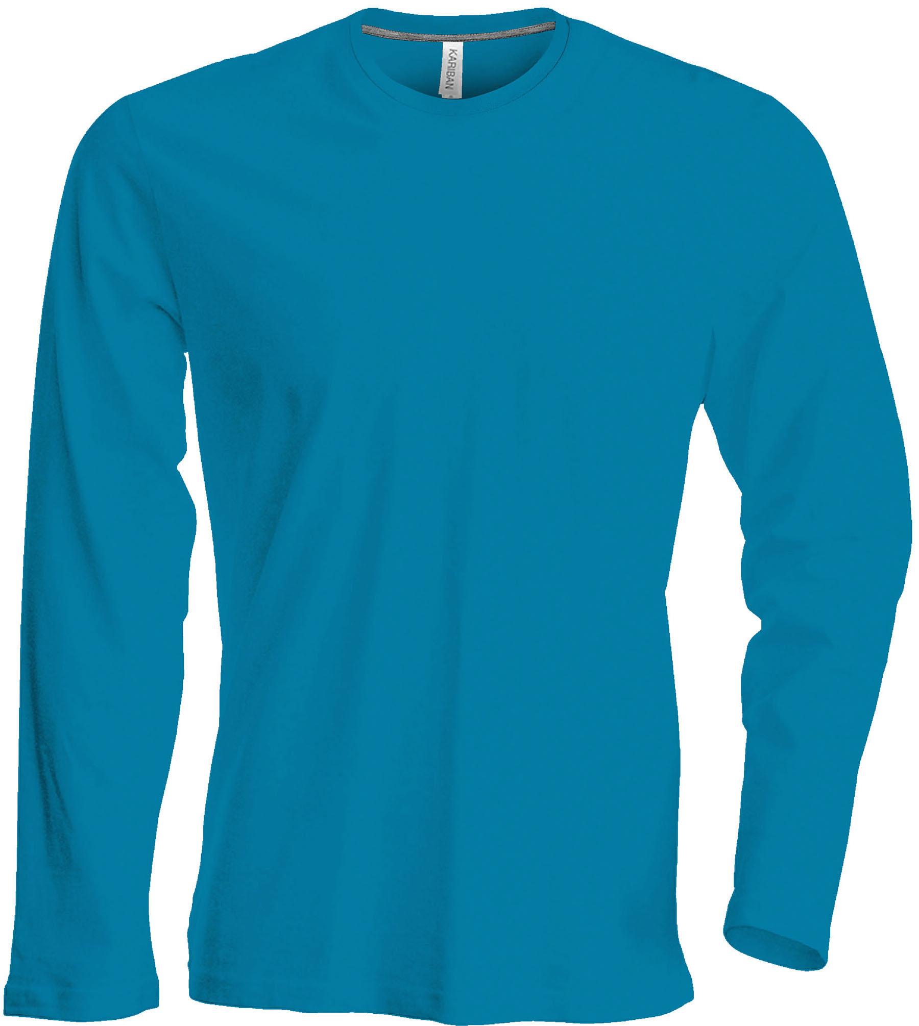T-paita K359 O-aukko PH Tropical Blue