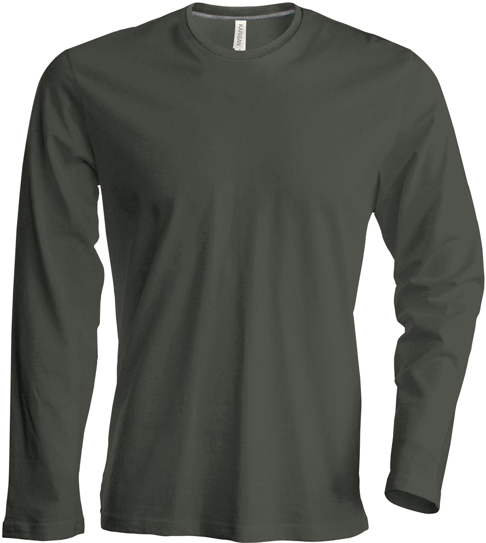 T-paita K359 O-aukko PH Tumma Khaki