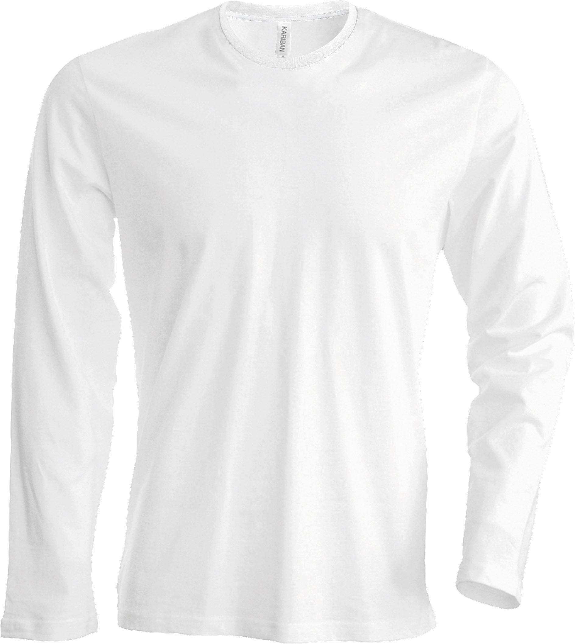 T-paita K359 O-aukko PH Valkoinen