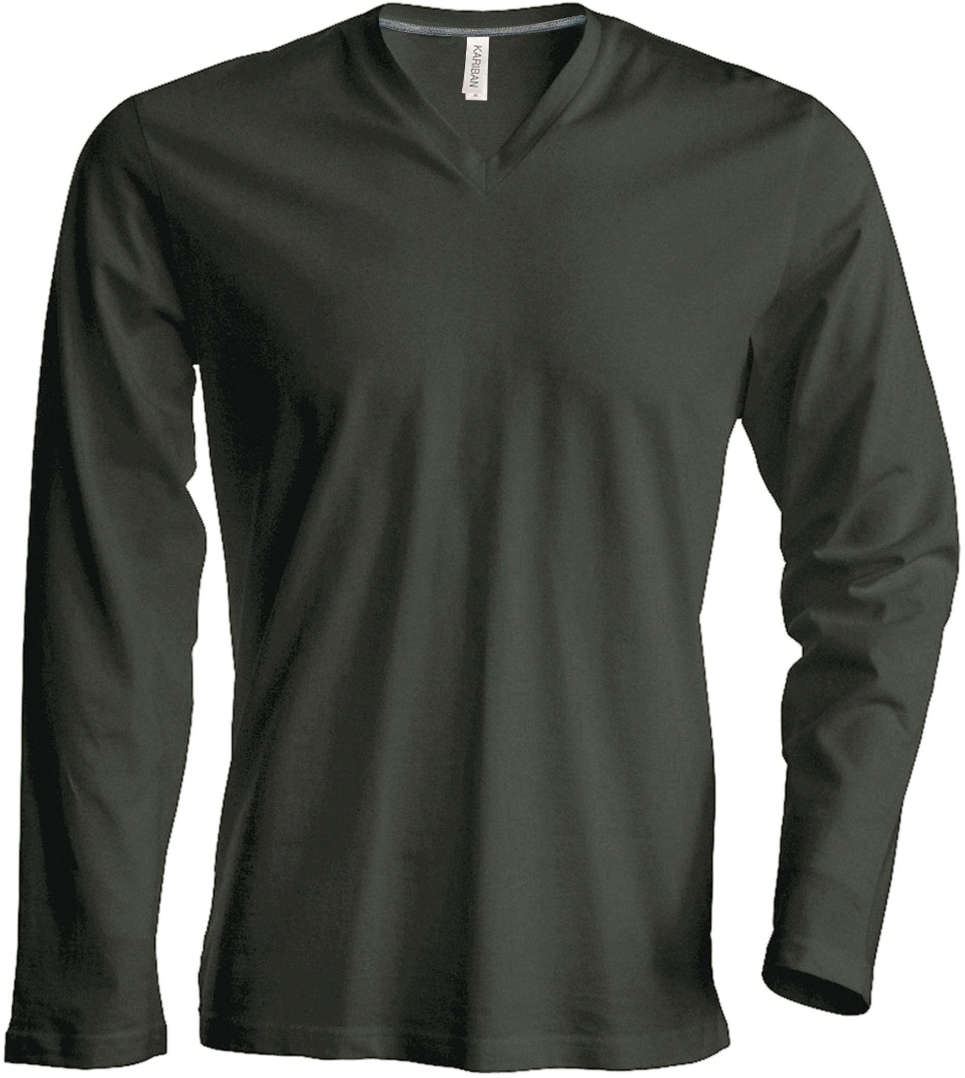 T-paita K358 V-aukko PH Tumma Khaki
