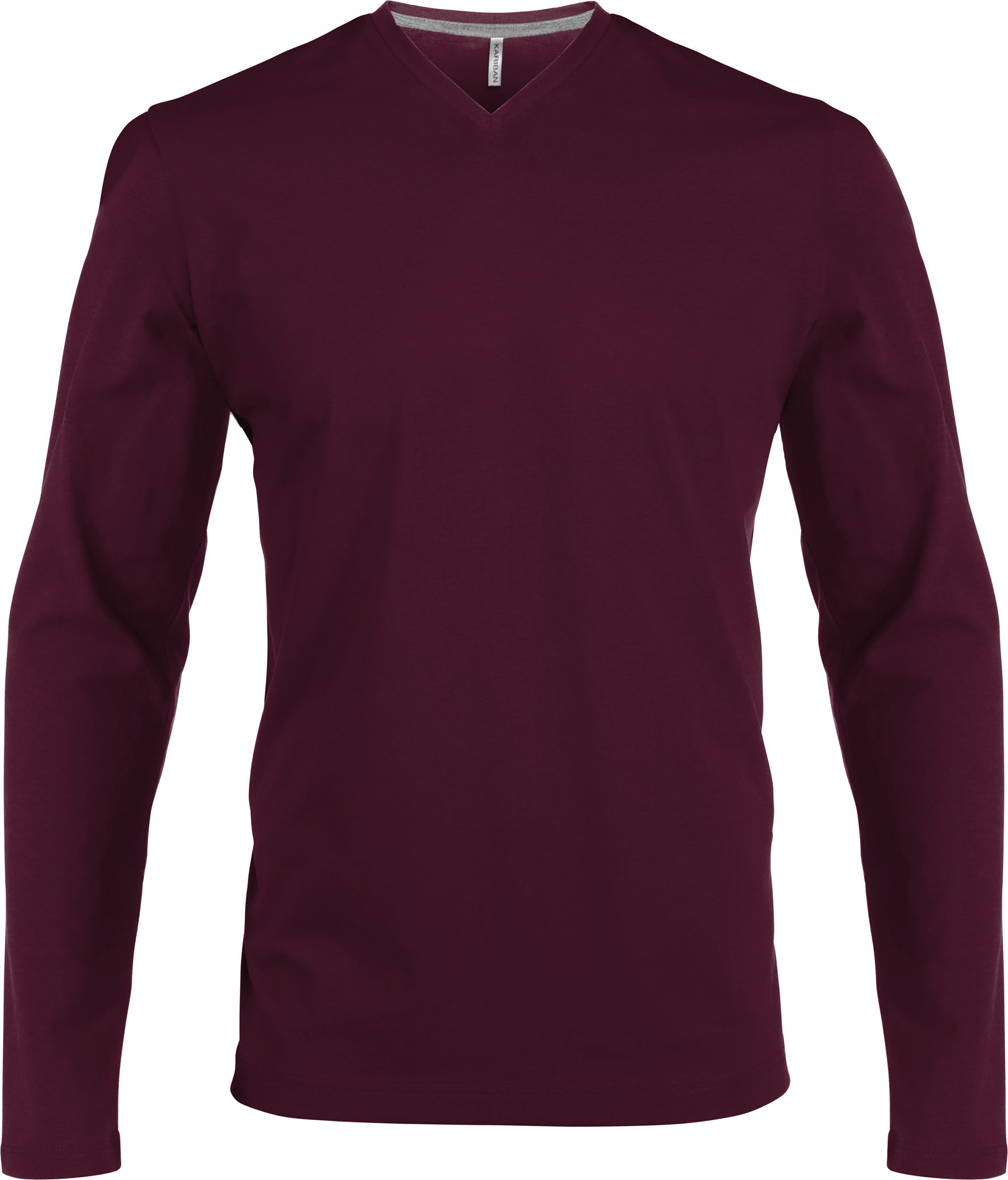 T-paita K358 V-aukko PH Viini