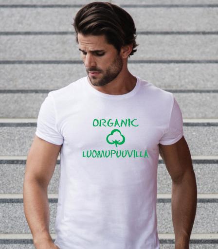 Orgaaniset T-paidat