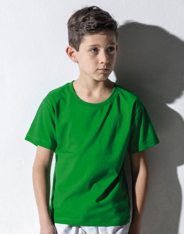 Lasten Orgaaninen t-paita Frog