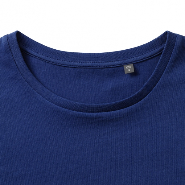 Pure Organic T-paita pääntie