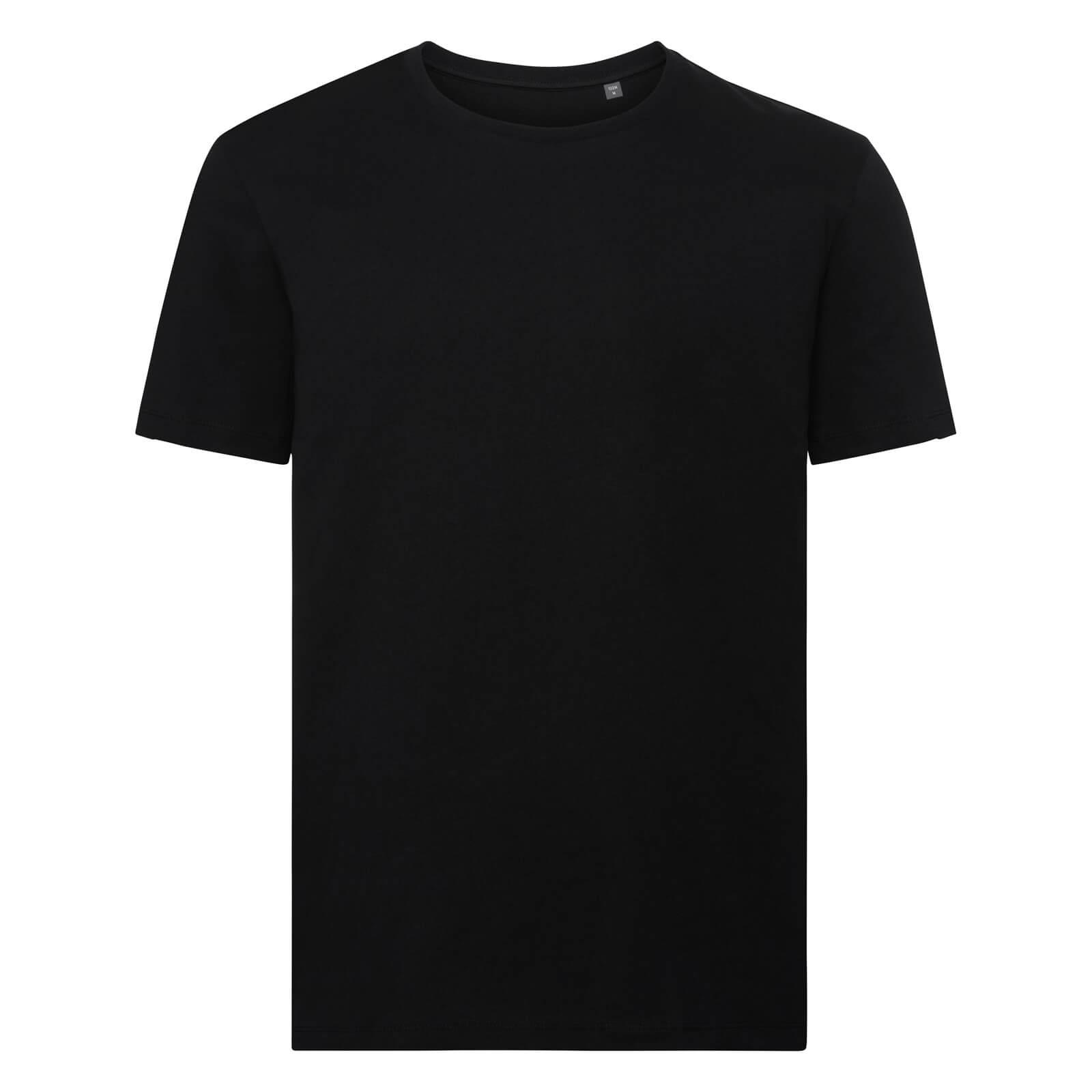 Pure Organic T-paita, musta